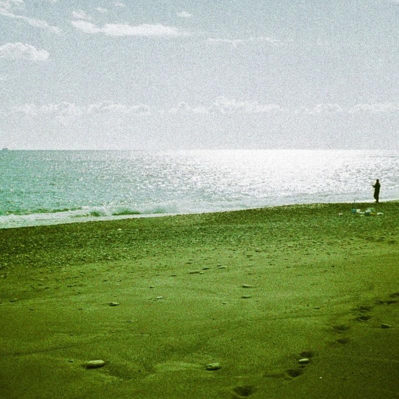 ひとりだけの海岸