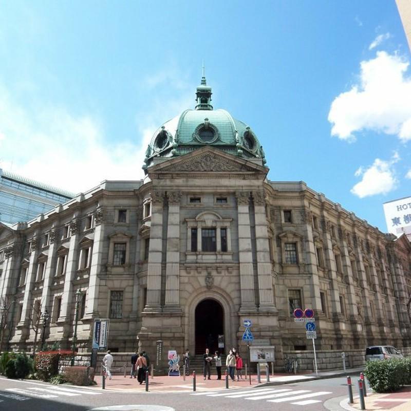 横浜の素敵な建物