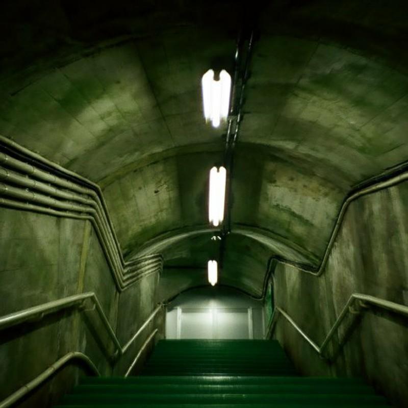 トンネルに棲む魔物