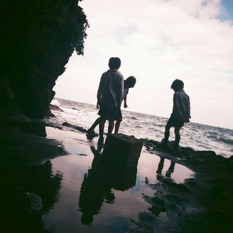 あの日の海で