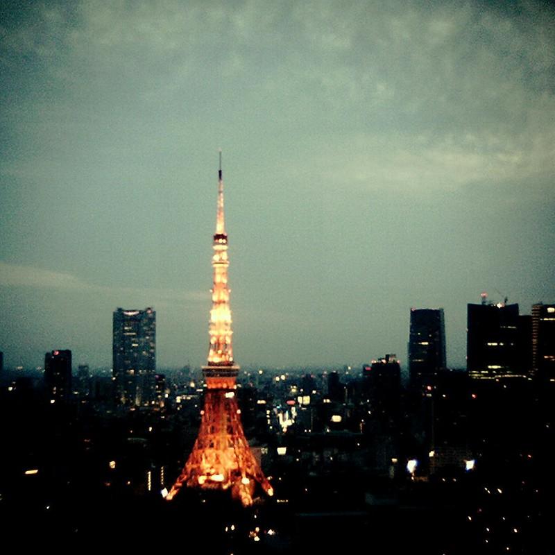 あの日の東京タワー