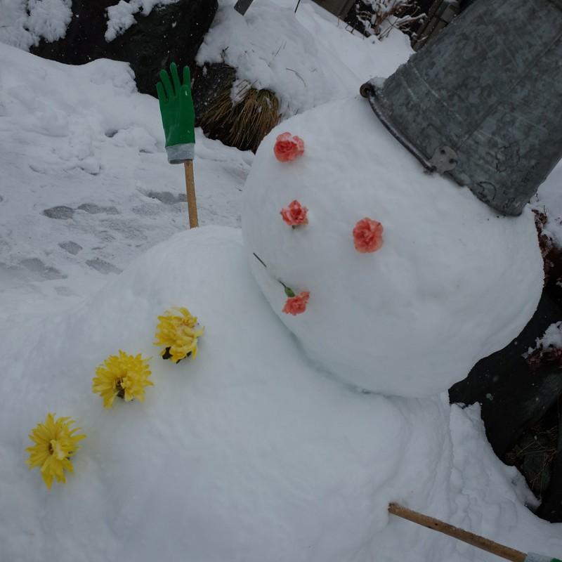 雪だるま姫