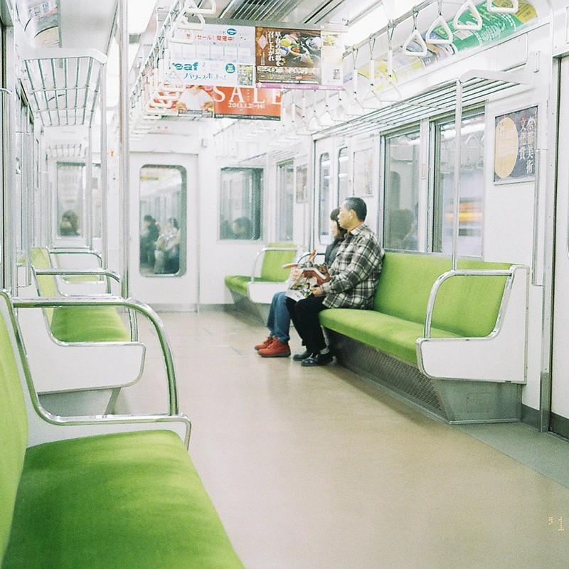 通勤。。。