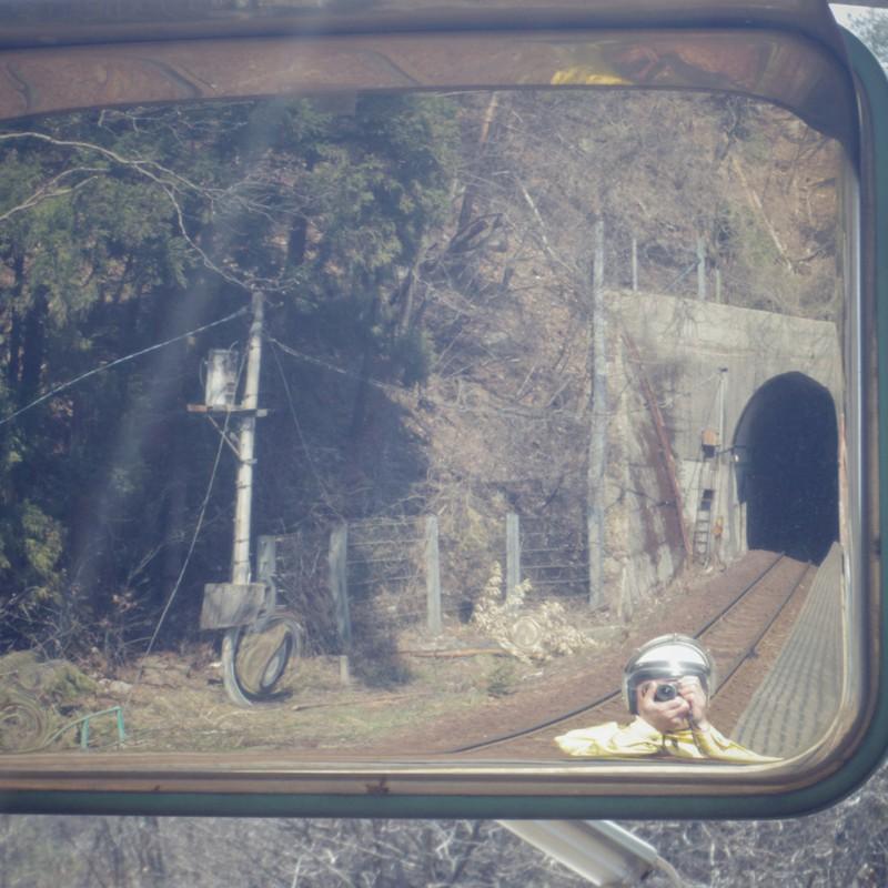あのトンネル。