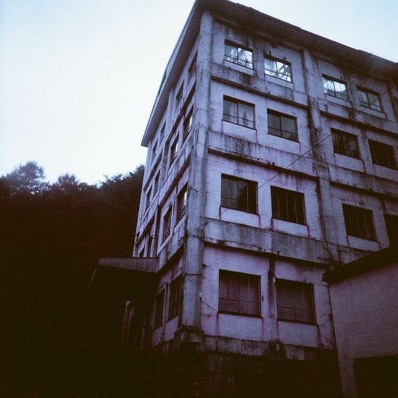 鉱山事務所。