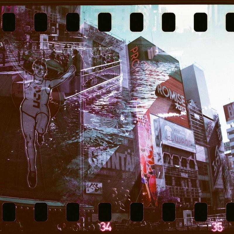 大阪多重寫眞。