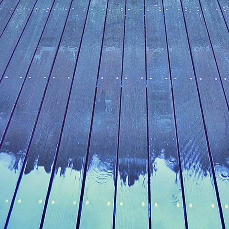 雨の文博。