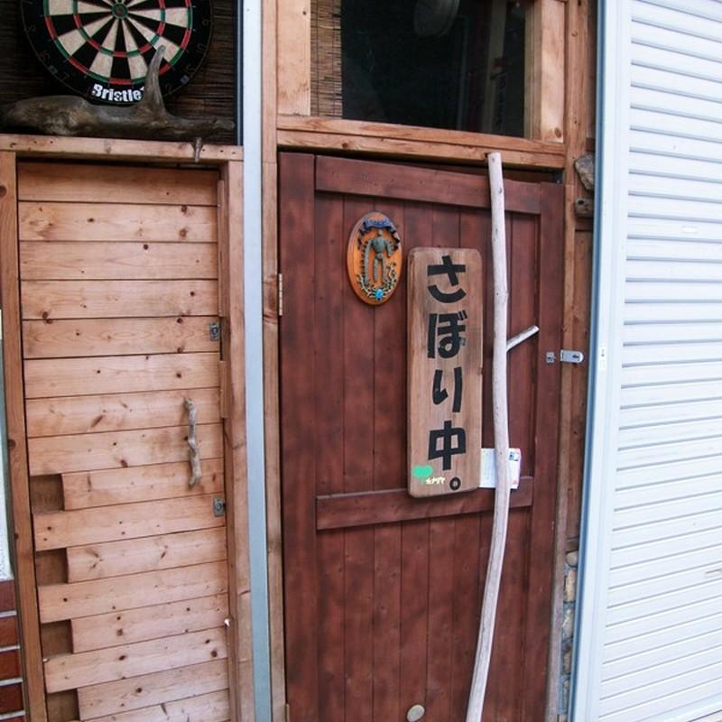 あるあるドア。