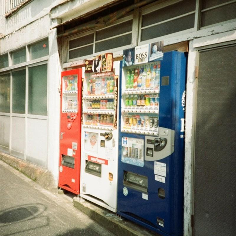 続:三色自動販売機
