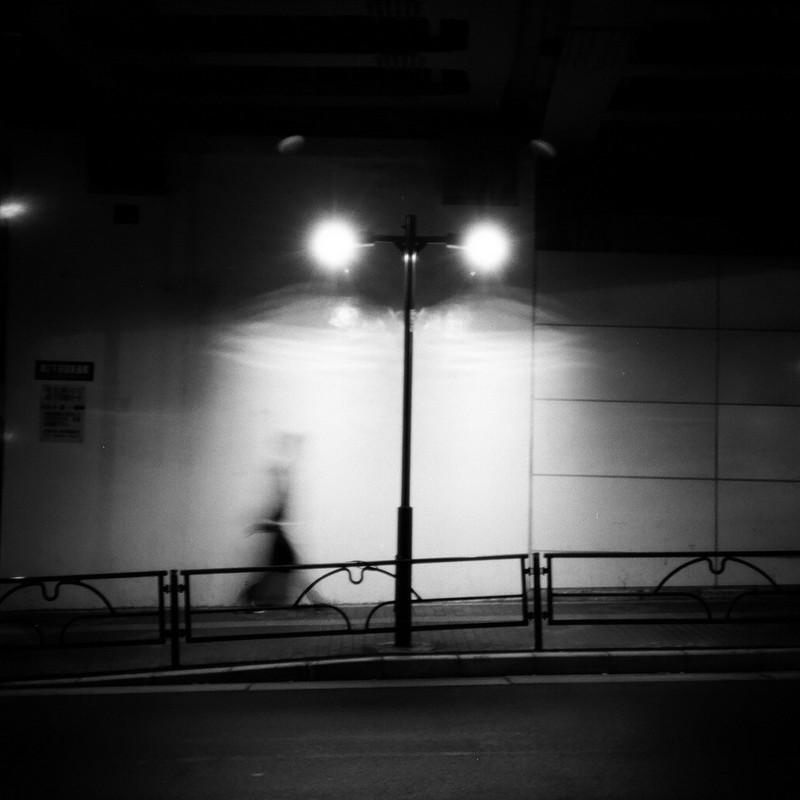 night walker.