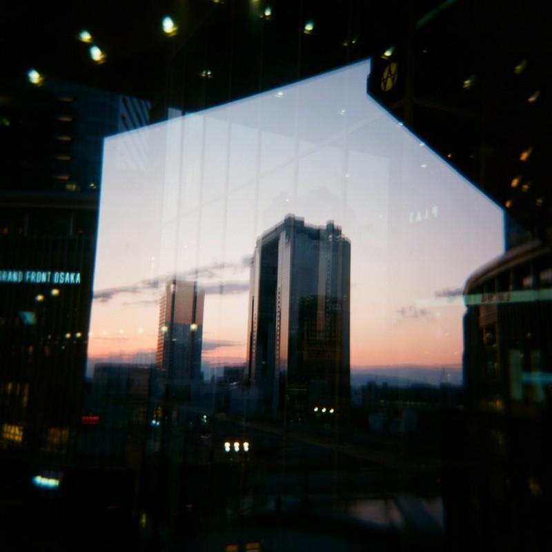 大都会からの黄昏