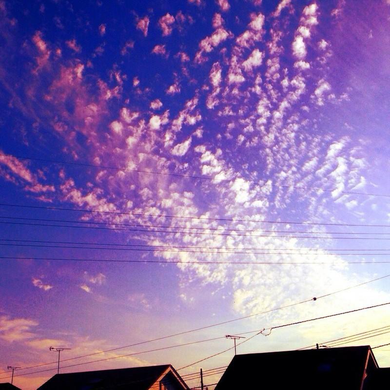 空のパワーはすごい