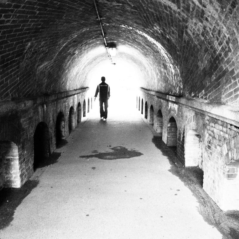 トンネルを抜けるとそこは…