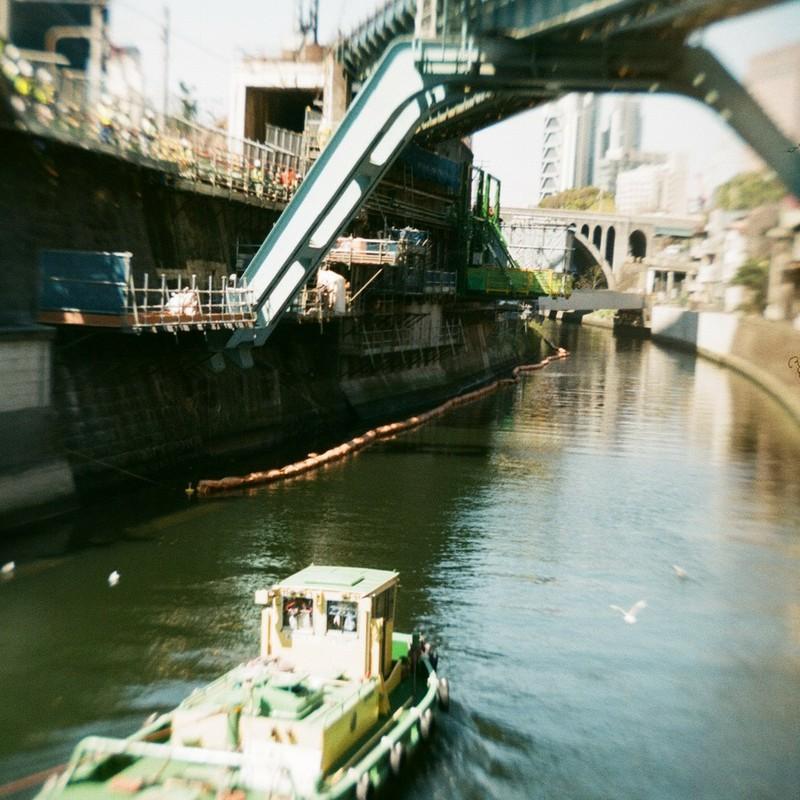 神田川を行く