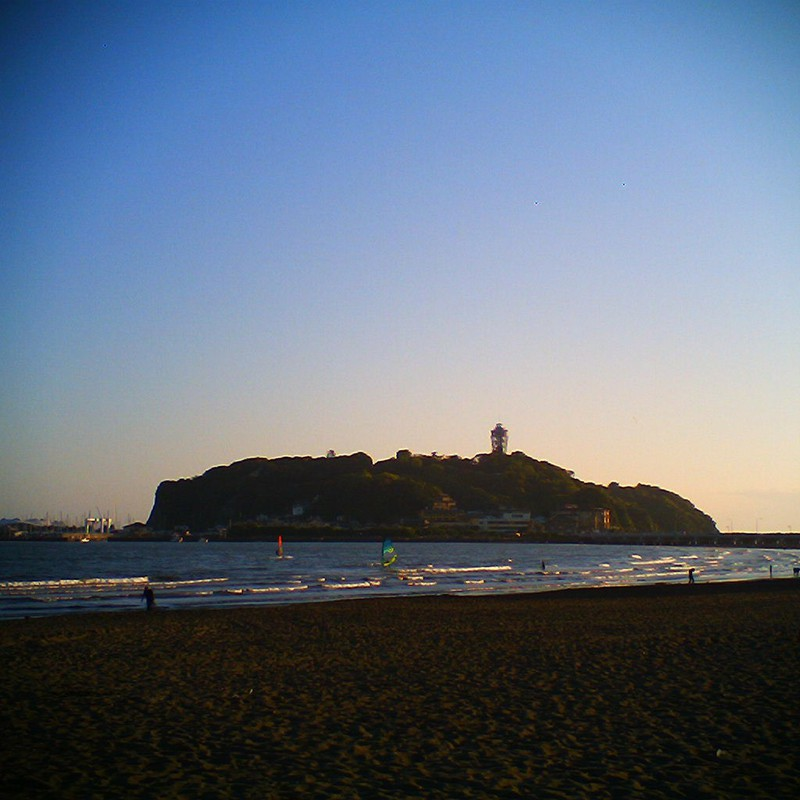 GWの江ノ島