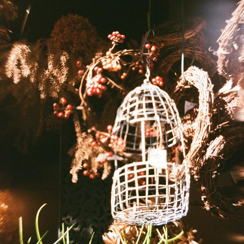 花屋さんのインテリア