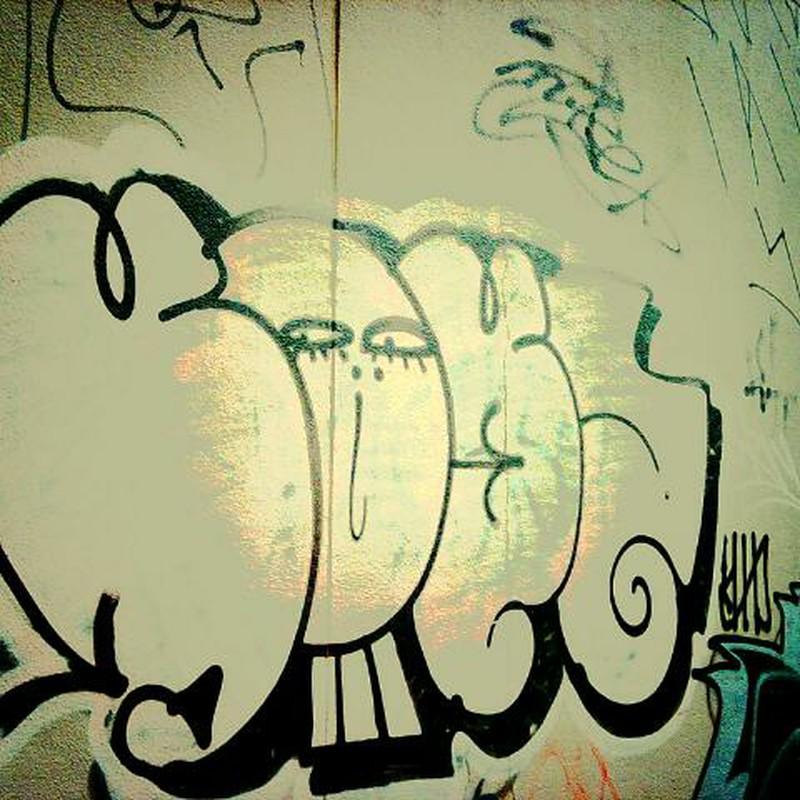 ストリートアート!!