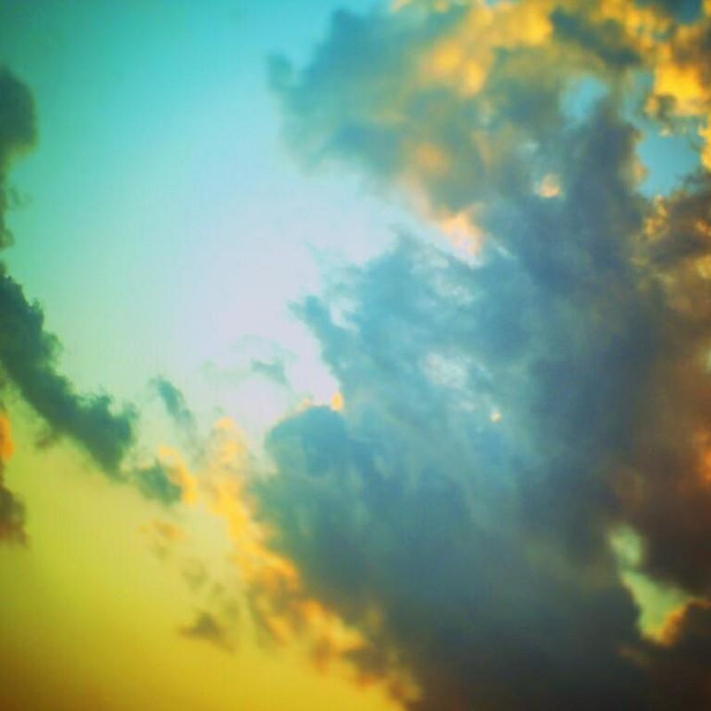 the sky's feelings