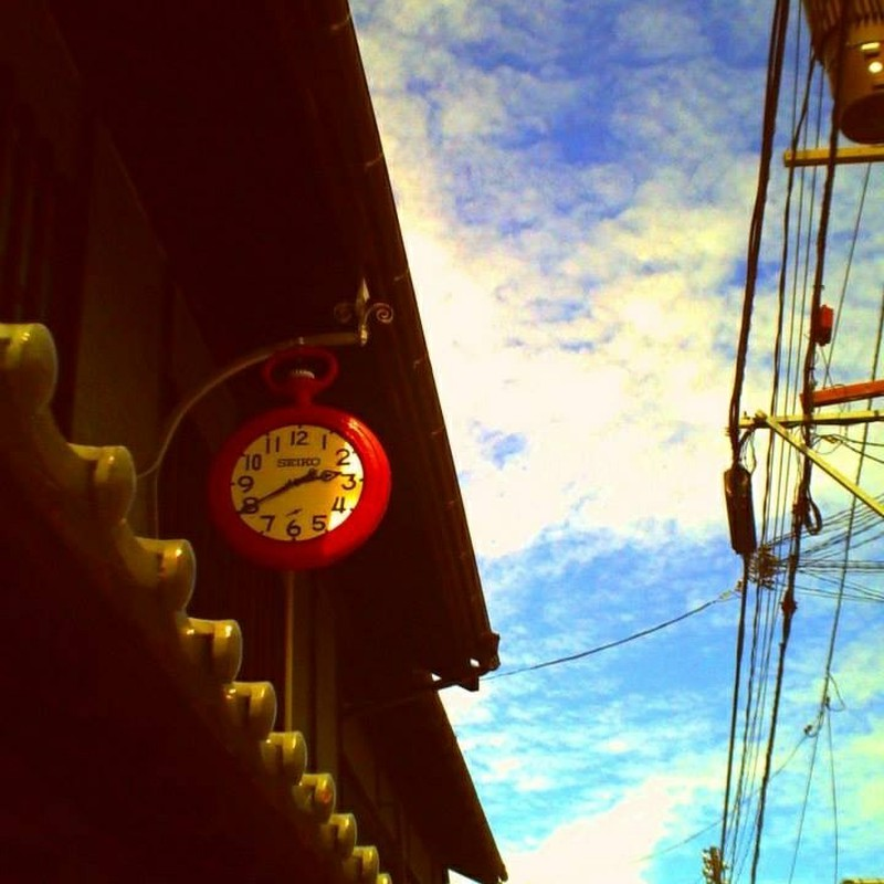 街の時計屋さん