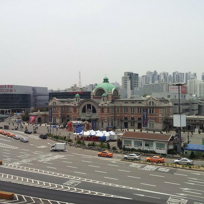 2017/06/19_新旧ソウル駅