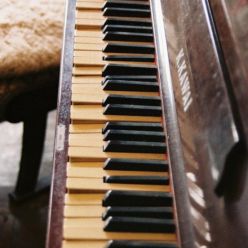 ゴースト・ピアノ