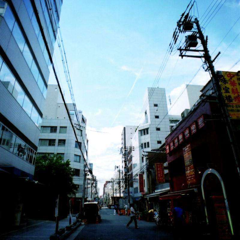 ヒコーキ雲 - 大阪2013