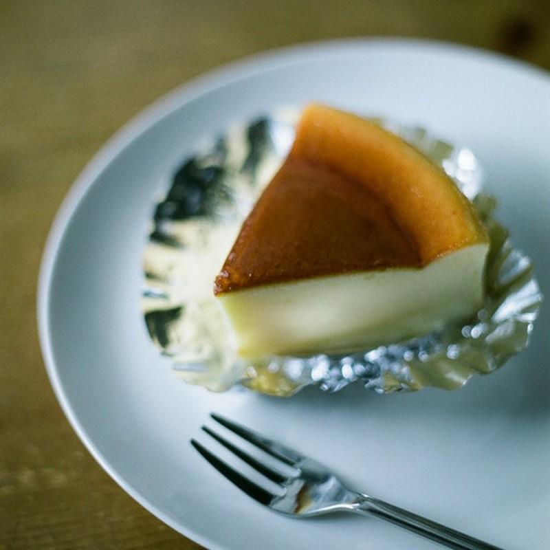 午後3時のチーズケーキ