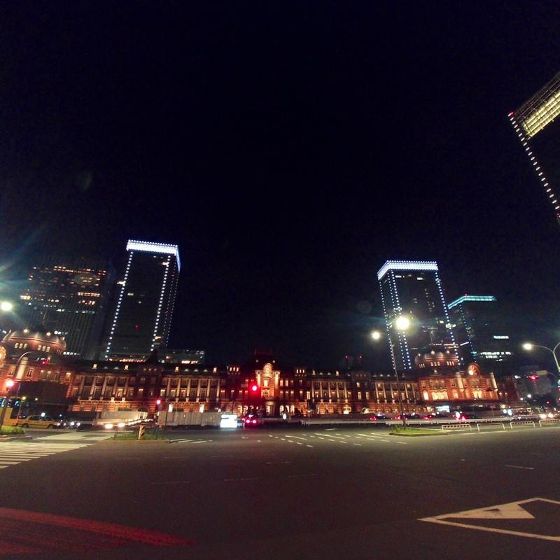 東京駅 ほろ酔い