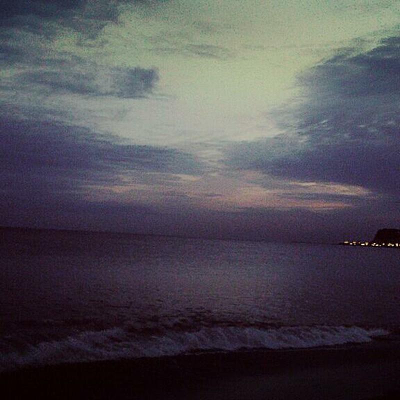 君といった江ノ島