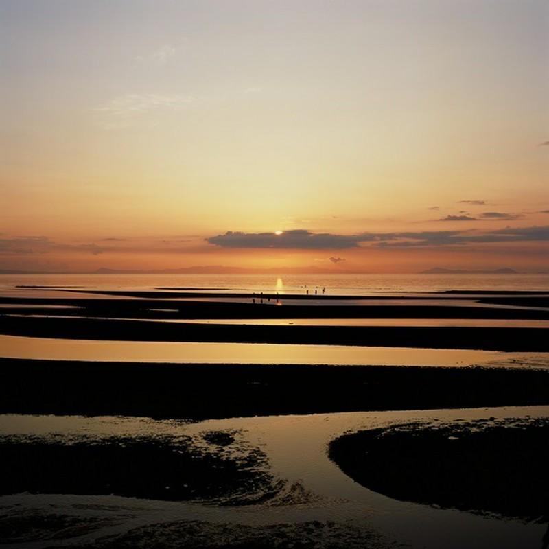 夕陽百選(尾鷲海岸)