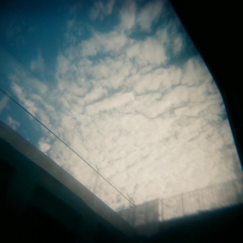 うろこ雲③