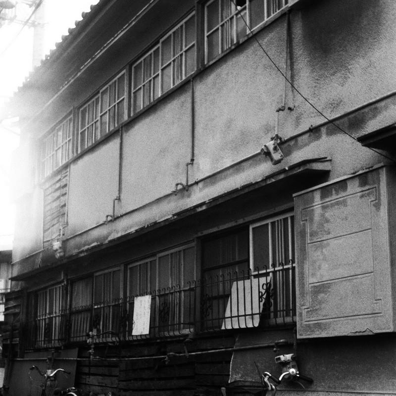 廃アパート