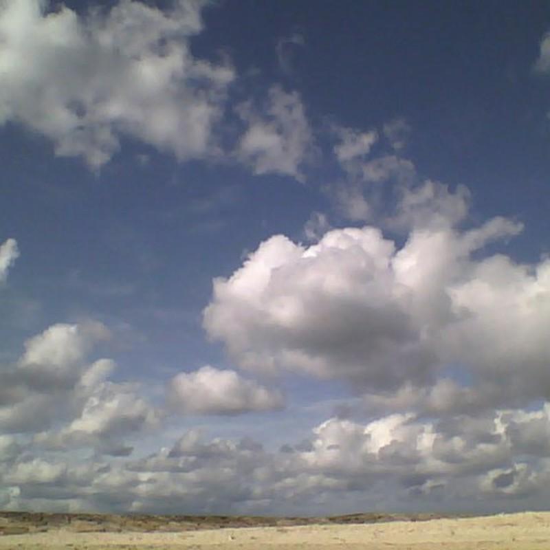 空 流れる雲