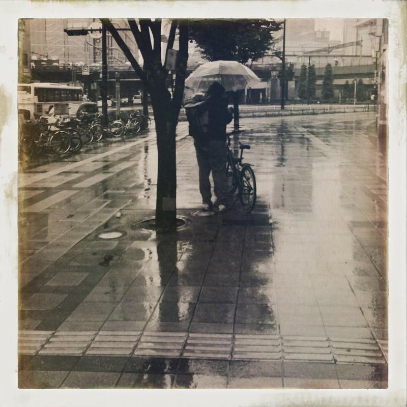 Rainy…