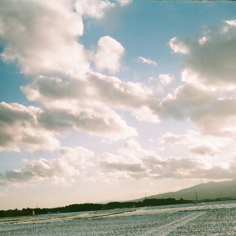 大空と大地