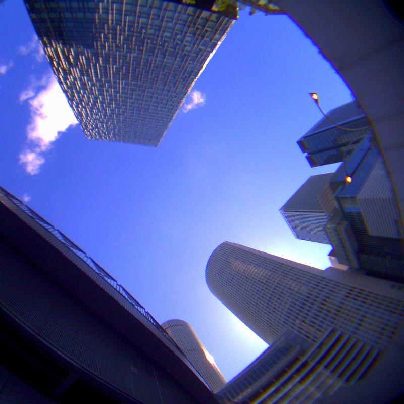 名駅高層ビルだよ、全員集合!(全部撮れているとは言ってない)