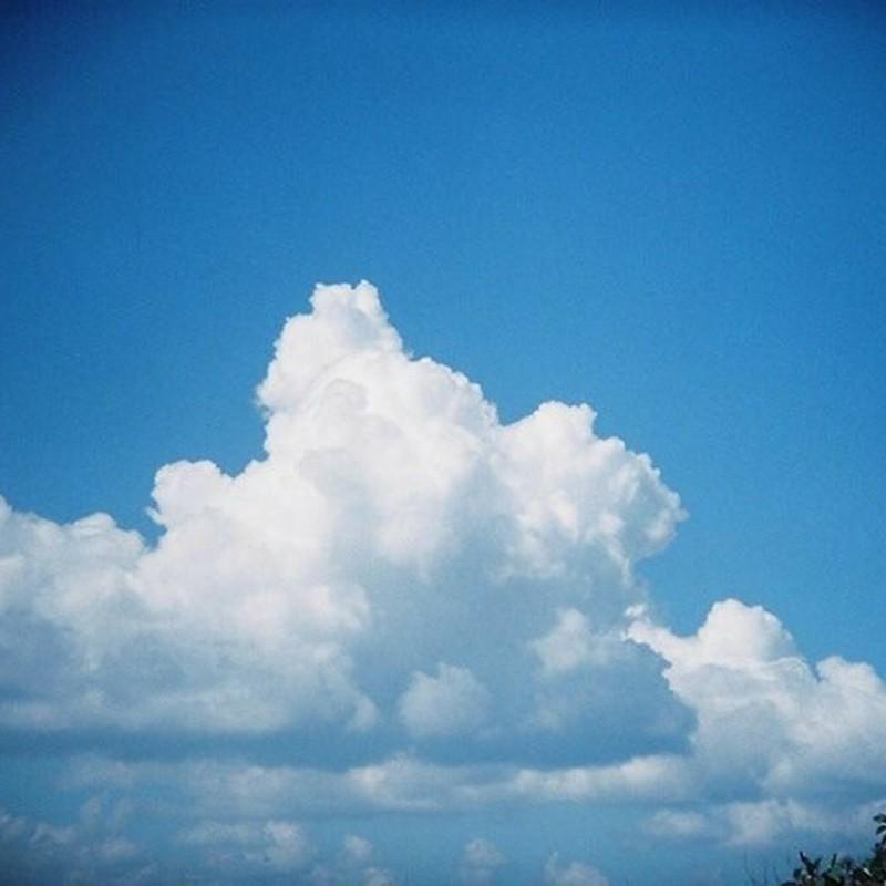 夏の空が好き
