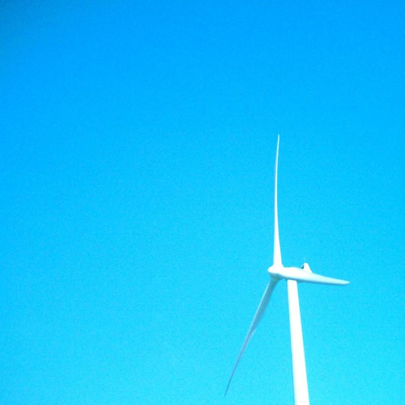 空×風力発電