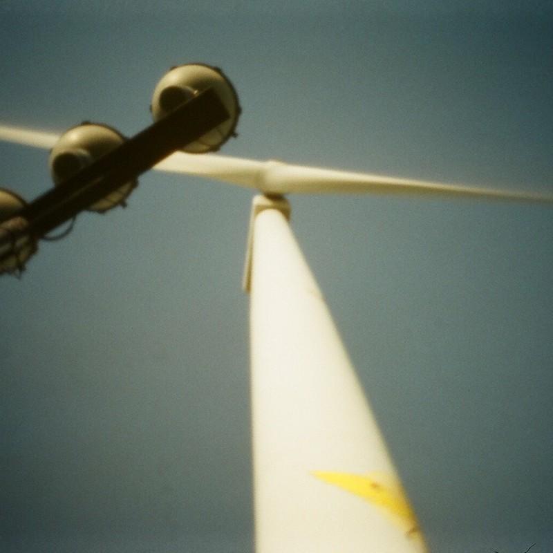 若洲海浜公園 風車