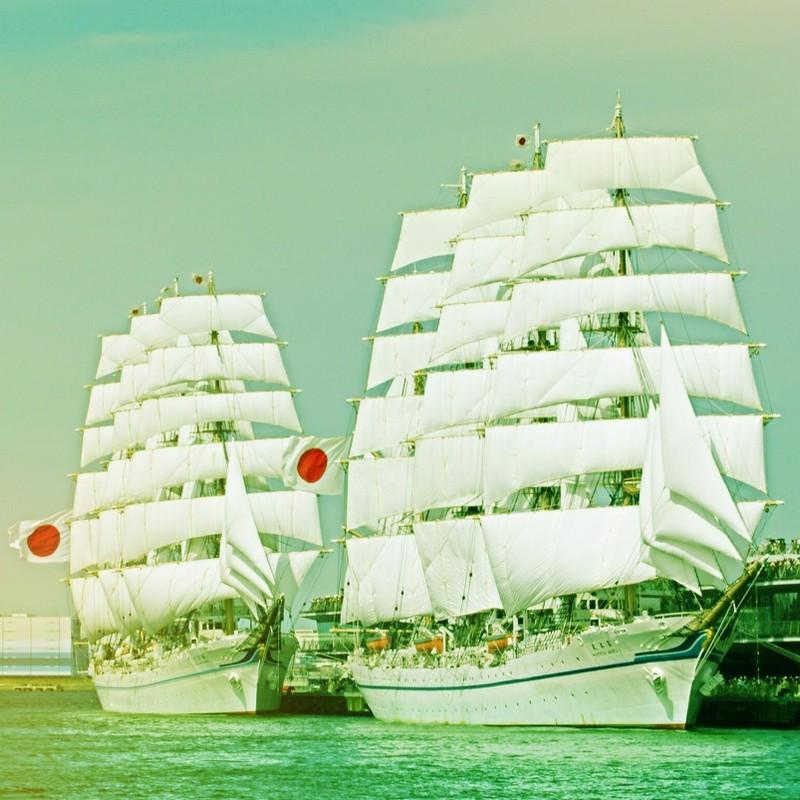 Re:白い帆を広げて