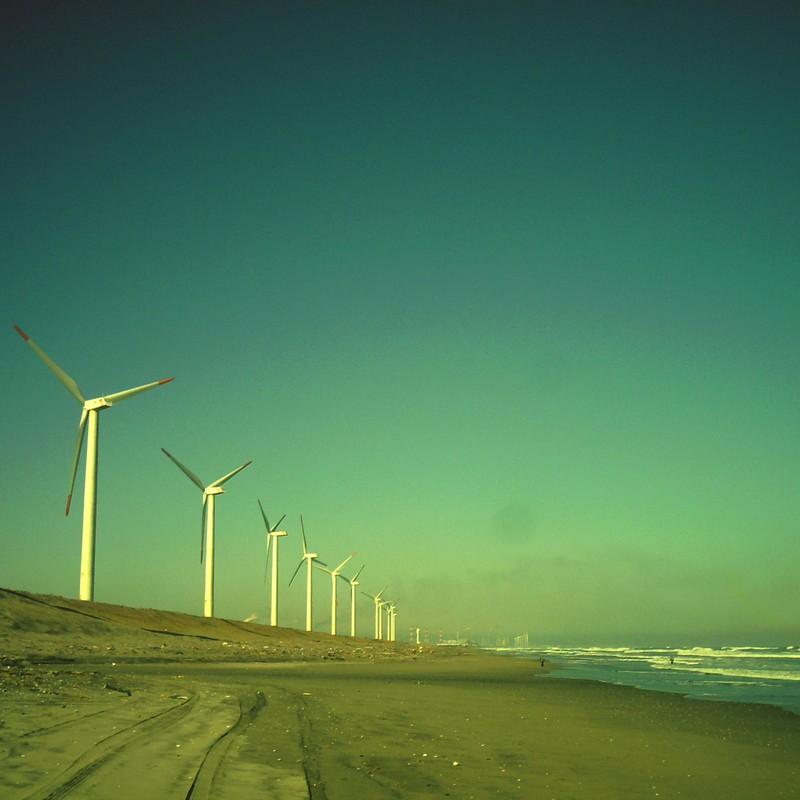 太平洋の風