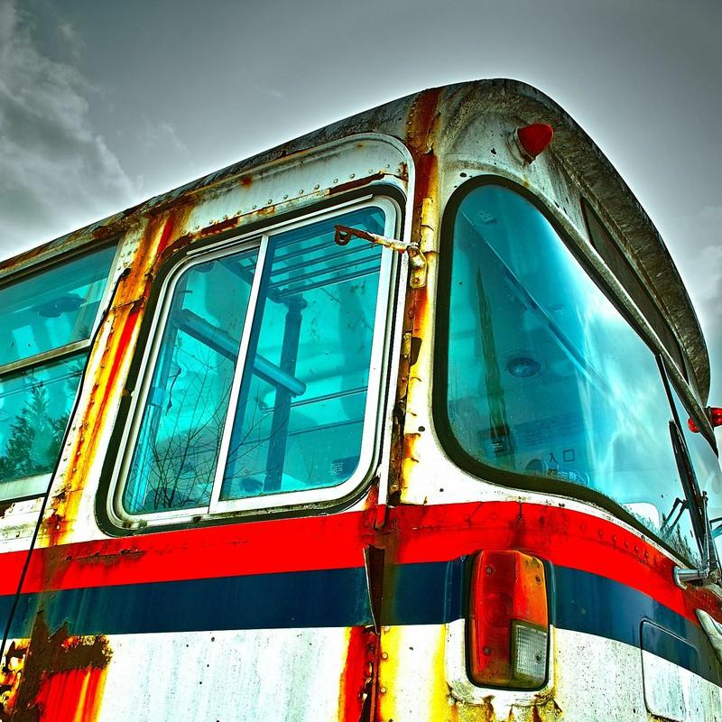 廃棄バス2