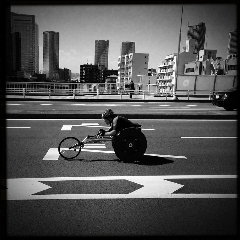 東京マラソン2013 その1