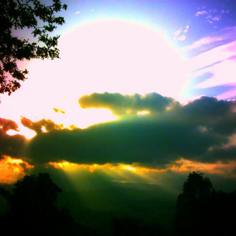 太陽と雲と風の戦い