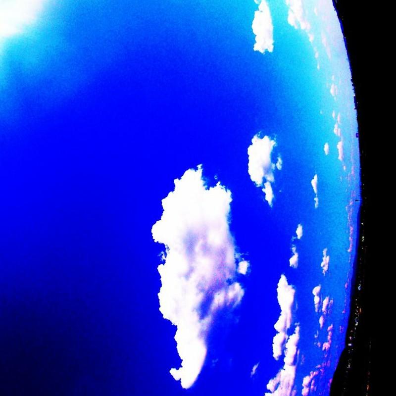 陸のない地球。